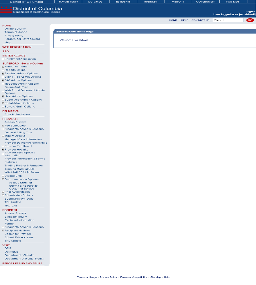 Submit A Request To Customer Service Web Page